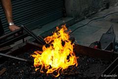Ferrer (rossendgricasas) Tags: girona catalonia ferrer blacksmith photo photography photoshop photoday color streetphotography street streetart nikon