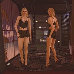 Don't miss lucky letters! (anna.ergenthal) Tags: secondlife fashion mode moda beauty sexy ootd