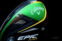 Callaway (James Milstid) Tags: callaway golf epicflash macromondays canonef100mmmacro brandandlogos brand logo fairwaywood golfclub trademark