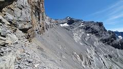The last and most tiring part of the traverse (Vincent_Thonnart) Tags: gasteretal kandersteg halpigang schweiz suisse alpes alpen switzerland hiking wandern randonnée im halpi fisistock