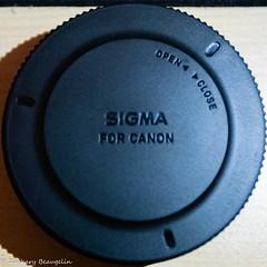 Sigma MC-11 cap (zbgn) Tags: macromondays brandandlogos