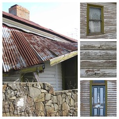 A Derelict Cottage - Blackwood (raaen99) Tags: freestyleonthefifth fotf fff flickrfamousfive beautyindecay beauty decay decaying old 1900s edwardian edwardianarchitecture dereliction edwardianbuilding edwardianhouse edwardiancottage edwardianstyle weathered weatherboard wood wooden iron rusted corrugatediron collage house home cottage domesticarchitecture edwardiania twentiethcentury 20thcentury building architecture victoriangoldrush goldrush goldrushera corrugatedironroof verandah roof walls fence gate gateway window door blackwood victoria australia grounds grass weeds autumn fall autumnal autumnalcolours