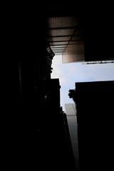 Recent Tokyo 04 (sunuq) Tags: japan 日本 canon eos 5dsr ペッツバール ロモグラフィ lomography zenit petzval tokyo ginza 銀座 sky skyscraper