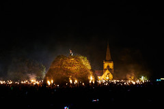 Brockham Bonfire