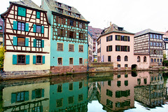 Older Buildings of Strasbourg _8633 (hkoons) Tags: canaldufauxrempart grandeîle lapetitefrance middleages petitefrance pontscouverts quartierdestanneurs rhineriver rivercruise tannersquarter vikingrivercruise westerneurope worldheritagesite city europe france gerberviertel rhine rhineland strasbourg strasburg unesco viking bridges buildings canals cruise dam fishermen historic historical history millers old river ship tanners tour tourism tourist travel water