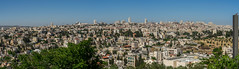 Jerusalem, from the Mount of Olives #3 (Peter.Stokes) Tags: awayfromitall buildings city colour colourphotography cruise history holiday israel jerusalem landscape outdoors photo photography sea vacations water mountofolives panorama