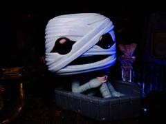 Mummy Phantom (ridureyu1) Tags: hauntedmansion disneyshauntedmansion hauntedmansionmummy funko pop funkopop bobblehead mysterymini toy toys actionfigure toyphotography sonycybershotsonycybershotdscw690