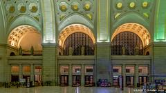 Washington, DC: Union Station (nabobswims) Tags: dc districtofcolumbia enhanced ilce6000 lightroom luminositymasks mirrorless nabob nabobswims photoshop sel18105g sonya6000 us unionstation unitedstates washingtondc washington