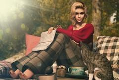 N598 Bring On Fall (Tiffany's Blended Beauty Blog) Tags: justbecause uber truth maitreya glamaffair lelutka kustom9 diversion posefair candlewood