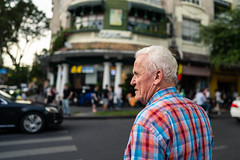 Neil (Cadicxv8) Tags: street streetphotography old man people saigon