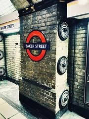 Baker (London) (robertosalamone) Tags: building londra best photo colors art tube metro street london