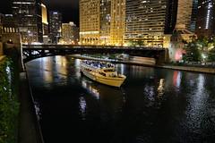 Night Cruise (dangaken) Tags: chicagoriver anitadee yacht boat ship vessel river chicagoil il illinois chicago branch mainbranchchicagoriver lakemichigan greatlakes chi windycity night fall water autumn endofsummer rivercruise charter charterboat basculebridge wabashave wabashavebridge bridgehouse chicagoatnight nightshot lowlight fujifilmxf1655mmf28rlmwr fujixf1655mmf28rlmwr fujinonxf1655mmf28rlmwr fuji fujifilm fujinon fujifilmxt2 fujixt2 anitadeeii