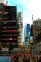 Rising at 10 Ave. - w 34 Street (sjnnyny) Tags: nyc skyline hudsonyards manhattanwest construction empirestatebuilding west34street d7500 afsdx1755f28g stevenj sjnnyny cityscape urban development 50hudsonyards 3hudsonboulevard thespriral nyrealestate 66hudsonboulevard