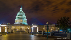 Washington, DC: United States Capitol (nabobswims) Tags: dc districtofcolumbia enhanced ilce6000 lightroom luminositymasks mirrorless nabob nabobswims night nightfoto photoshop sel1018 sel18105g sonya6000 us uscapitol unitedstates washingtondc washington