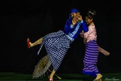 DSC_5900 (Daveoffshore) Tags: inwa school performing arts performance culture cultural dance colourful vibrant colorful david ferguson daveoffshore daveoffshorenetscapenet inwaschool mandalay myanmar mintra theatre burmese tradition traditional costume