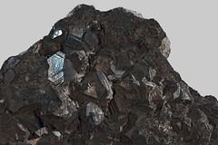 Sphalerite (Ron Wolf) Tags: blackhawk earthscience geology mineralogy rwpc sphalerite crystal isometric macro mineral nature ore colorado