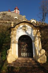 Calvary - Banská Štiavnica (18th cent.) (sandorson) Tags: slovakia felvidék banskáštiavnica selmecbánya kálvária calvary baroque kalvária schemnitz