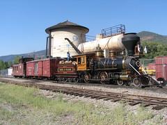 "Dan Markoff's ""Eureka"" P8170485 (jsmatlak) Tags: dan markoff eureka pallisades ep train railroad steam locomotive engine"