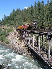 "Dan Markoff's ""Eureka"" P8160363 (jsmatlak) Tags: dan markoff eureka pallisades ep train railroad steam locomotive engine"