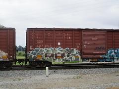 Gouls (Swish 1998) Tags: freight graffiti a2m wh d30
