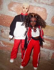 What's Yo Flava? (Bratzjaderox™) Tags: flavas flava doll liam kiyoni brown diva iconic legends male barbie ken myscene mattel