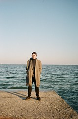 nikita kadan. offside2018. odesa. (Yaroslav F.) Tags: kadan nikita 35mm sea black natural light water yashica t5 t 5 artist art kyiv odesa odessa yaroslav futymskyi