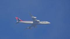 LX-VCA Boeing 747-8R7 (kees torn) Tags: cargolux boeing747 lxvca wateringen gemeentewestland boeing vliegtuig
