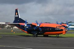 UR-CKM Antonov AN12BP EGPK 12-10-19 (MarkP51) Tags: urckm antonov an12bp cavokair cvk prestwick airport pik egpk scotland airliner aircraft airplane sunshine sunny cargo freighter turboprop nikon d7200 nikon24120f4vr
