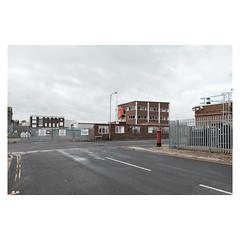Beevor Road (John Pettigrew) Tags: topographics lines tamron d750 imanoot banal derelict ordinary documentary nikon deserted postbox demolition angles johnpettigrew mundane