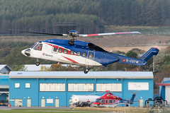 S-92A (Paul Beale Photography) Tags: b3alie aberdeen aircraft airfield airport aviation beale bristow canon emailpaulpaulbealephotographycom gcgyw paul photography s92 s92a scotland sikorsky wwwpaulbealephotographycom ©paulbealephotography