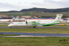 Dash 8 (Paul Beale Photography) Tags: 8 b3alie aberdeen aircraft airfield airport aviation beale bombardier canon dash dhc emailpaulpaulbealephotographycom lnwdk passenger paul photography scotland wideroe wwwpaulbealephotographycom ©paulbealephotography