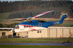 S-92A (Paul Beale Photography) Tags: b3alie aberdeen aircraft airfield airport aviation beale brist canon emailpaulpaulbealephotographycom gmrli helicopters mrli oil paul photography rig s92 s92a scotland sikorsky transport wwwpaulbealephotographycom ©paulbealephotography