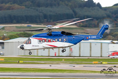S-92A (Paul Beale Photography) Tags: b3alie aircraft airfield airport aviation beale bristow canon emailpaulpaulbealephotographycom gcgci helibus helicopter helicopters paul photography s92a s92 scotland sikorsky wwwpaulbealephotographycom ©paulbealephotography