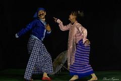 Inwa School / Mintha Theatre (Daveoffshore) Tags: inwa school mintha theatre performing arts mandalay myanmar burmese cultural dance colorful vibrant performance daveoffshore daveoffshorenetscapenet david ferguson inwaschool tradition traditional costume