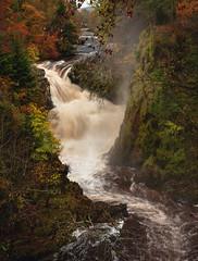 Photo of Reekie Linn Waterfall