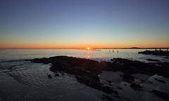 SUNRISE BRIDPORT,  TASMANIA (16th man) Tags: bridport tasmania canon eos eos5dmkiv sunrise bassstrait