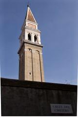 IMGP4327 (hlavaty85) Tags: venice venezia benátky francesco della vigna chiesa kostel church campanilla zvonice věž tower