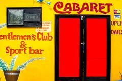 Gentlemen's Bar (Thomas Hawk) Tags: baja bajacalifornia cabo cabosanlucas loscabos mexico bar fav10 fav25