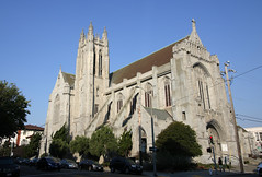 St Dominic's in San Francisco (Lawrence OP) Tags: sanfrancisco california stdominics dominican priory church neogothic arnoldsutherlandconstable