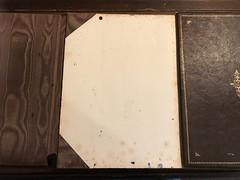 Grandad's ink blotter (csmramsden) Tags: cf19 ink