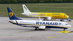 9H-QAE Malta Air Boeing 737-8AS(WL) (°TKPhotography°) Tags: 9hqae malta air boeing 7378aswl ryanair cologne airport bonn germany cgn planespotting canon 7d photography flickr