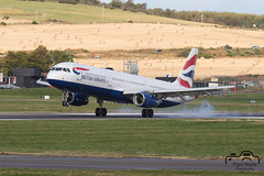 A321-131 (Paul Beale Photography) Tags: b3alie a321 a321231 aberdeen airbus aircraft airfield airport airways aviation beale british canon emailpaulpaulbealephotographycom geuxk paul photography scotland wwwpaulbealephotographycom ©paulbealephotography