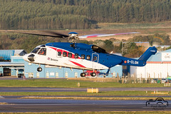 S-92A (Paul Beale Photography) Tags: b3alie aberdeen aircraft airfield airport aviation beale bristow canon clgh emailpaulpaulbealephotographycom gclgh helibus oil paul photography rig s92 s92a scotland sikorsky transport wwwpaulbealephotographycom ©paulbealephotography