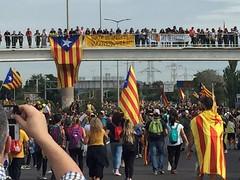 Marxa Llibertat Columna Castelldefels Dia 3 (Assemblea.cat) Tags: anc assemblea assembleanacionalcatalana marxesxllibertat marxes llibertat castelldefels dia3