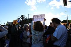 Catalunya no té rei (Assemblea.cat) Tags: anc assemblea assembleanacionalcatalana catalunya no te rei palau congressos premis princesa de girona