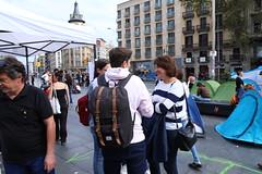 Acampada Generació 14-O (Assemblea.cat) Tags: anc assemblea assembleanacionalcatalana acampada plaça universitat generacio 14o elisenda paluzie