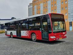 NLD Qbuzz 3310 ● Groningen Busstation (Roderik-D) Tags: qbuzz33023326 3310 groningenstation bxlh47 2010 dieselbus euro5 mercedesbenz citaro2 o530ü savas bege überlandbus streekbus 2axle 2doors gorba ivu