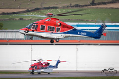 H175 (Paul Beale Photography) Tags: b3alie aberdeen airbus aircraft airfield airport aviation beale canon chc emailpaulpaulbealephotographycom emec gemec h175 h175b ltd oil paul photography rig scotia scotland transport wwwpaulbealephotographycom ©paulbealephotography