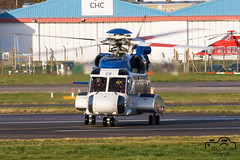 S-92A (Paul Beale Photography) Tags: b3alie aberdeen aircraft airfield airport aviation beale bristow canon emailpaulpaulbealephotographycom giacf helibus oil paul photography rig s92 s92a scotland sikorsky transport wwwpaulbealephotographycom ©paulbealephotography
