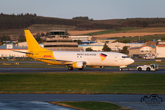 737-406 (Paul Beale Photography) Tags: 737 737406 b3alie aberdeen aircraft airfield airlines airport atlantic aviation beale boeing canon cargo dhl emailpaulpaulbealephotographycom gjmcx jet ltd paul photography scotland west wwwpaulbealephotographycom ©paulbealephotography